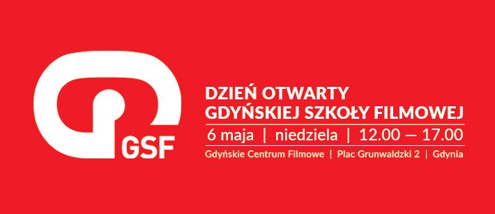 Dzień Otwarty Gdyńskiej Szkoły Filmowej 2018