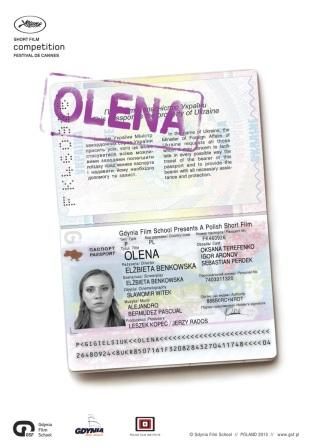 Olena by Elżbieta Benkowska in Cannes!