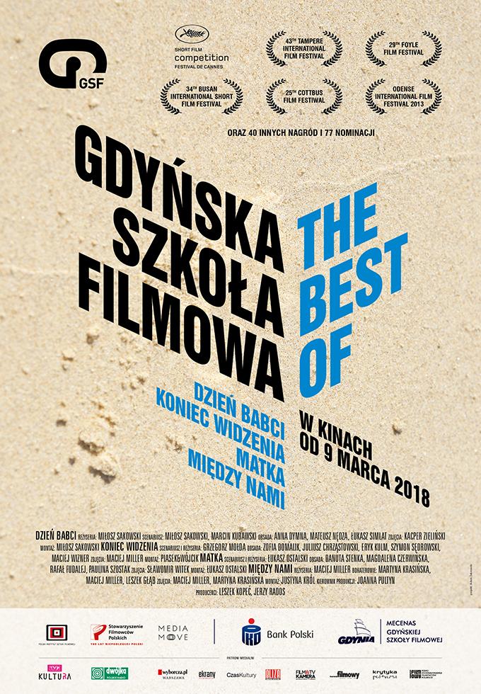 The Best Of Gdyńska Szkoła Filmowa. Najlepsze szkolne filmy na kinowym ekranie od 9 marca!